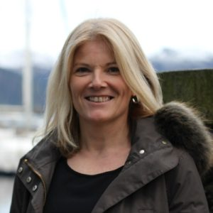 MS Fiskebas ringnotbåten fra Florø - Siv Madsen
